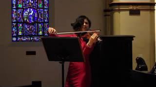 Enrique Granados, Sonata para violín y piano, H. 127, I. Lentamente con molta fantasia