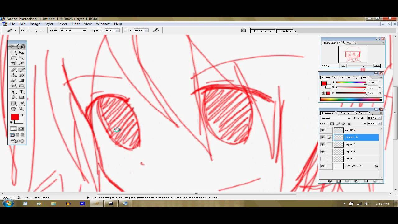 How to draw anime youtube for Websites you can draw on