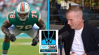 Did Texans trade too much for Laremy Tunsil, Kenny Stills?   Chris Simms Unbuttoned   NBC Sports