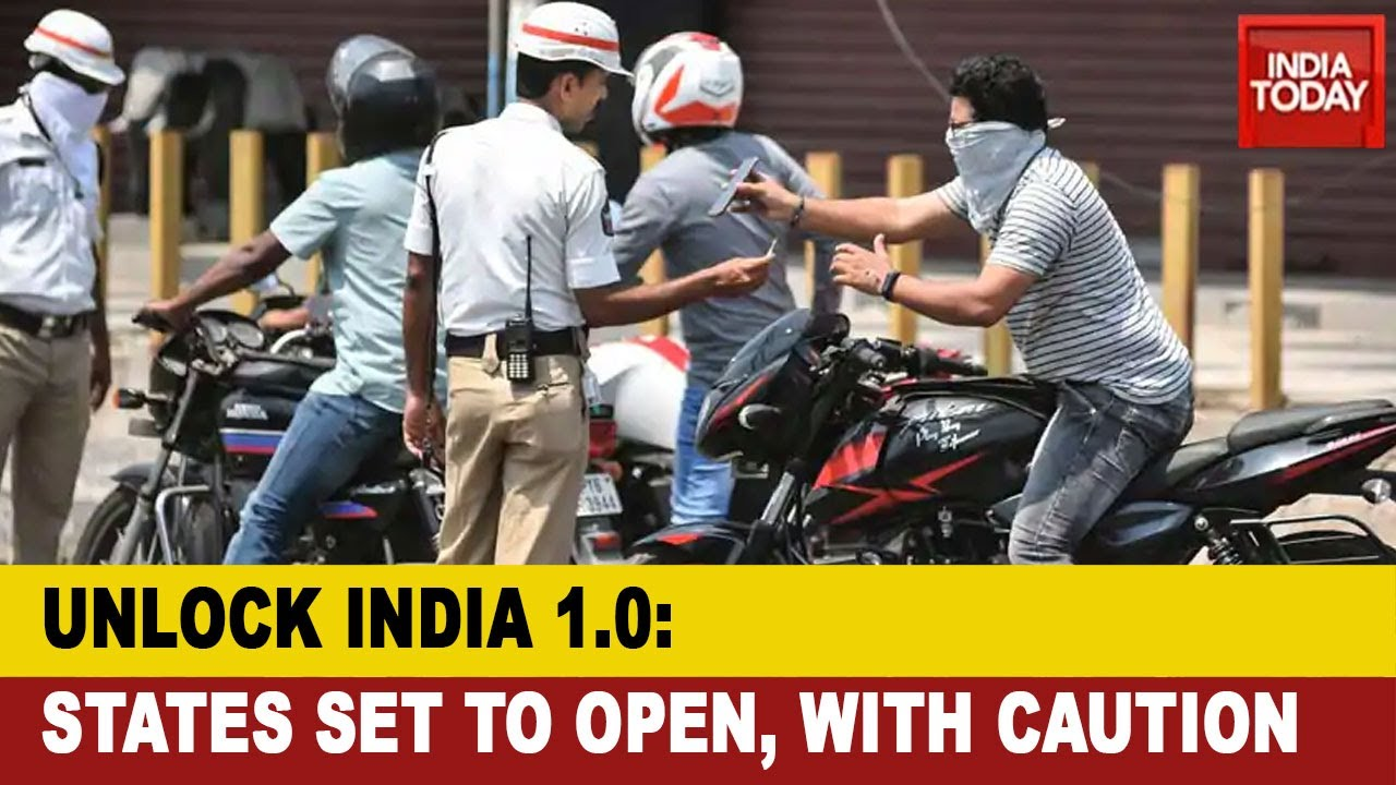 As Unlock 1.0 Commences, India All Set To Exit Its Last Phase Of Lockdown; Covid Cases On The Rise