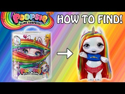 POOPSIE SURPRISE UNICORN - HACK To Find RAINBOW BRIGHTSTAR - UNBOXING + TOY HUNT