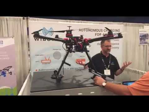 Commercial UAV Expo | Expo & Conference on Drones for Industry