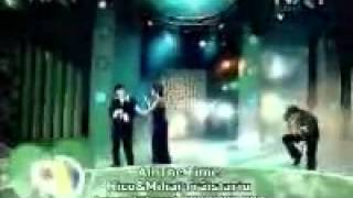 Mihai Traistariu & Nico - All the time - LIVE ( Eurovision 2005 - Selectia Nationala )