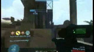 Halo 3  Triple Kill W/ One Sniper Shot