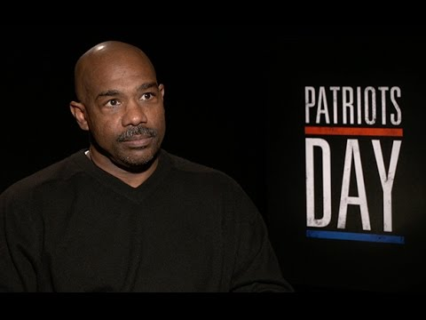Patriots Day Official Full online & Michael Beach Interview