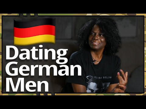 dating american in germany