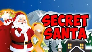 Secret Santa Story - Christmas Special Story | English Stories For Kids | Moral Stories In English