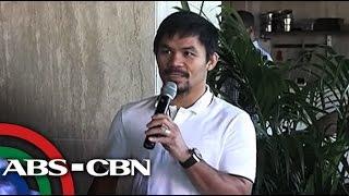 TV Patrol: Huling laban ni Pacman, nais gawin sa Pilipinas
