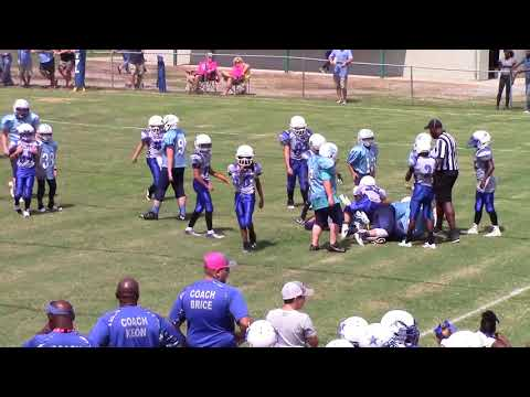 8-18-18 DIII Elite vs Moore County Won 31-13