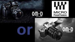 【カメラ】2017年に追加するカメラ?OM-D EM1mk2  or  EM5mk2