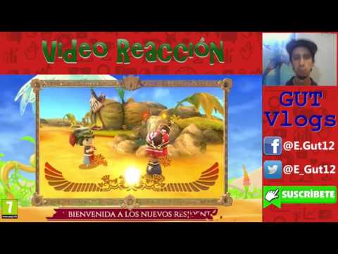 Fire Emblem Warriors / Ever Oasis (3DS) - Novedades de Nintendo #4 (Video Reacciones)
