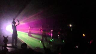 The Knife - Silent Shout (Live @ Docks, Hamburg 27/04/13)