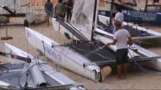 catamaran tornado world cup 2013 dia 3 regata 5
