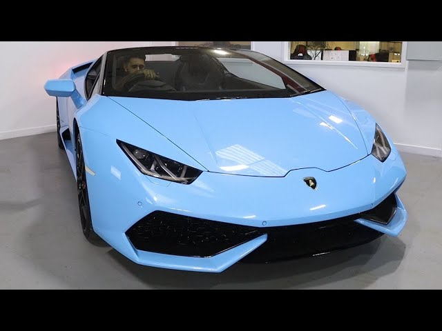 Lamborghini Huracan | Stealth Audio Upgrade