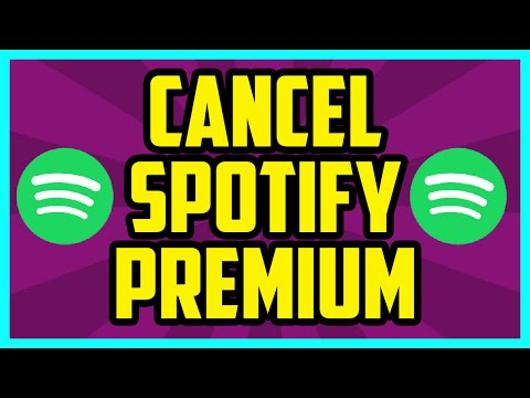 HOW TO CANCEL SPOTIFY PREMIUM 2018 (QUICK & EASY) - How To Cancel Spotify 3 Month Trial Mp3