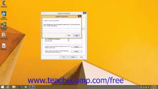 Windows 8.1 Tutorial Audio Adjustment Microsoft Training Lesson 4.5