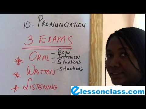 elessonclass.com Spanish C'Sec/CXC Syllabus Review