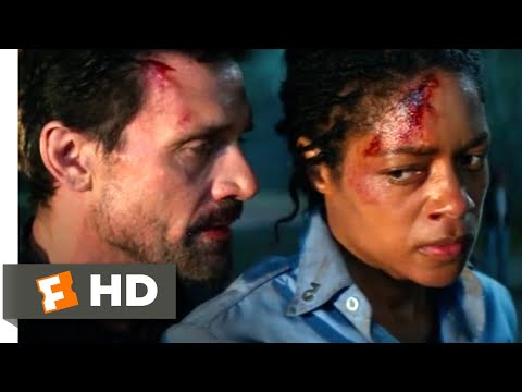 Black and Blue (2019) - The Cop Killer Revealed Scene (10/10) | Movieclips