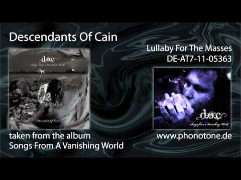 Descendants Of Cain - Lullaby for the Masses