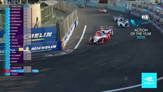 FIA Action of the Year - Formula E