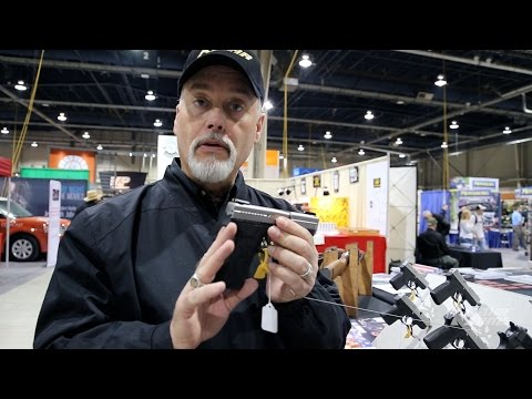 Great American Outdoor Show 2015 - Kahr Firearms Group