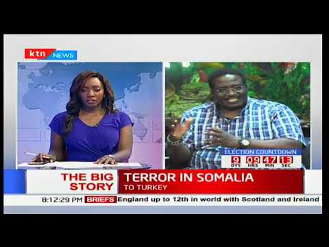 More than 276 dead in twin bomb attacks in Somalia: The Big Story
