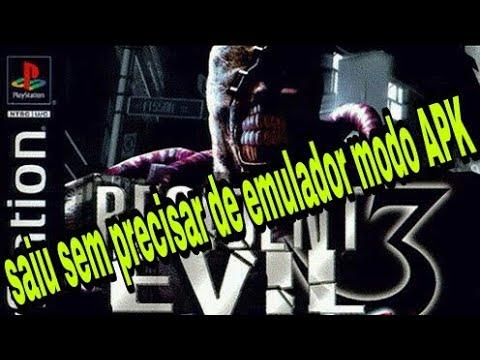 Saiu Resident Evil 3 Nemesis Oficial Para Android Sem Precisar De