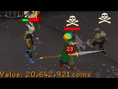 The best pking trip ever, bank was made (#04)