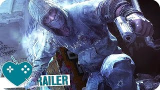 GET EVEN Gameplay Trailer (2017) PS4, Xbox One, PC Game