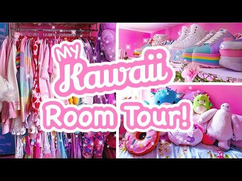 ♡ MY KAWAII ROOM TOUR ♡