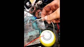 ВАЗ 21214 чистка форсунок