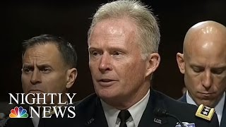 One Navy SEAL Killed, Two Wounded In Somalia Raid | NBC Nightly News