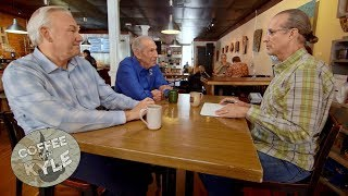 Dale and Ned Jarrett share incredible racing stories with Kyle Petty (Part 1) | Coffee with Kyle