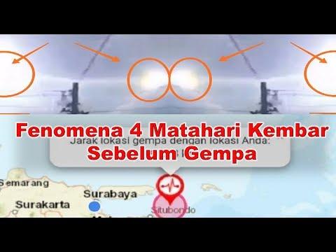 Misteri Ilahi:Gempa Terasa Di SURABAYA, Sebelum Lion Air Jatuh