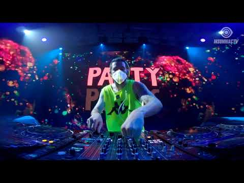 Party Pupils for Insomniac TV (September 4, 2020)