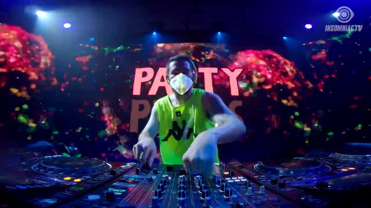 Download Party Pupils for Insomniac TV (September 4, 2020)