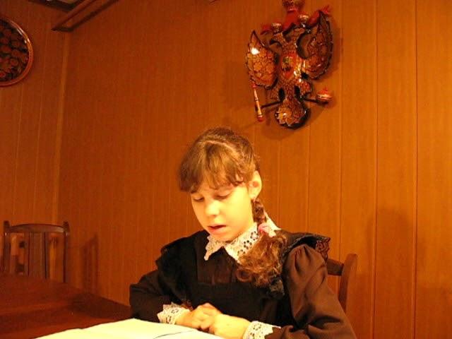 Изображение предпросмотра прочтения – эльвиравиноградова читает произведение «Перед закатом набежало» И.А.Бунина