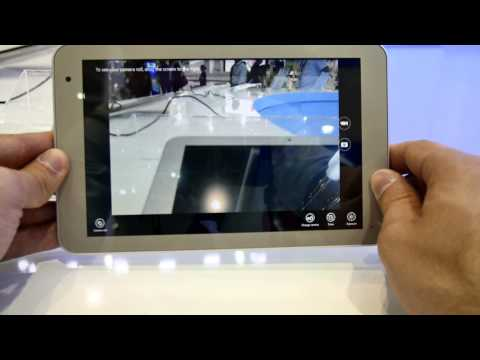 Toshiba Encore 2 Tablet 8 Inch Hands On [4K]