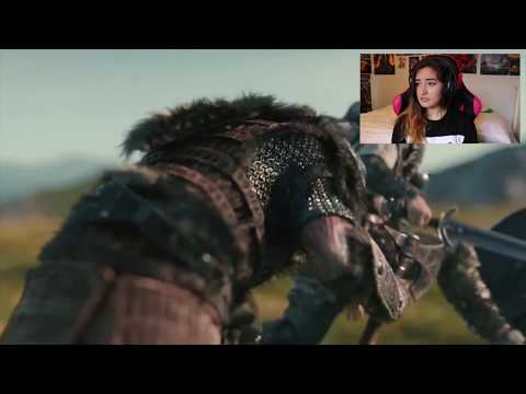 For Honor Official E3 Trailer Reaction