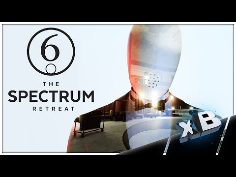 Fifth Floor! :: The Spectrum Retreat :: E06