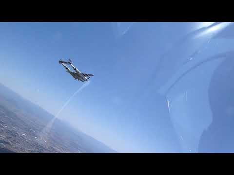 Flying In A P-51 With Jeff Harris
