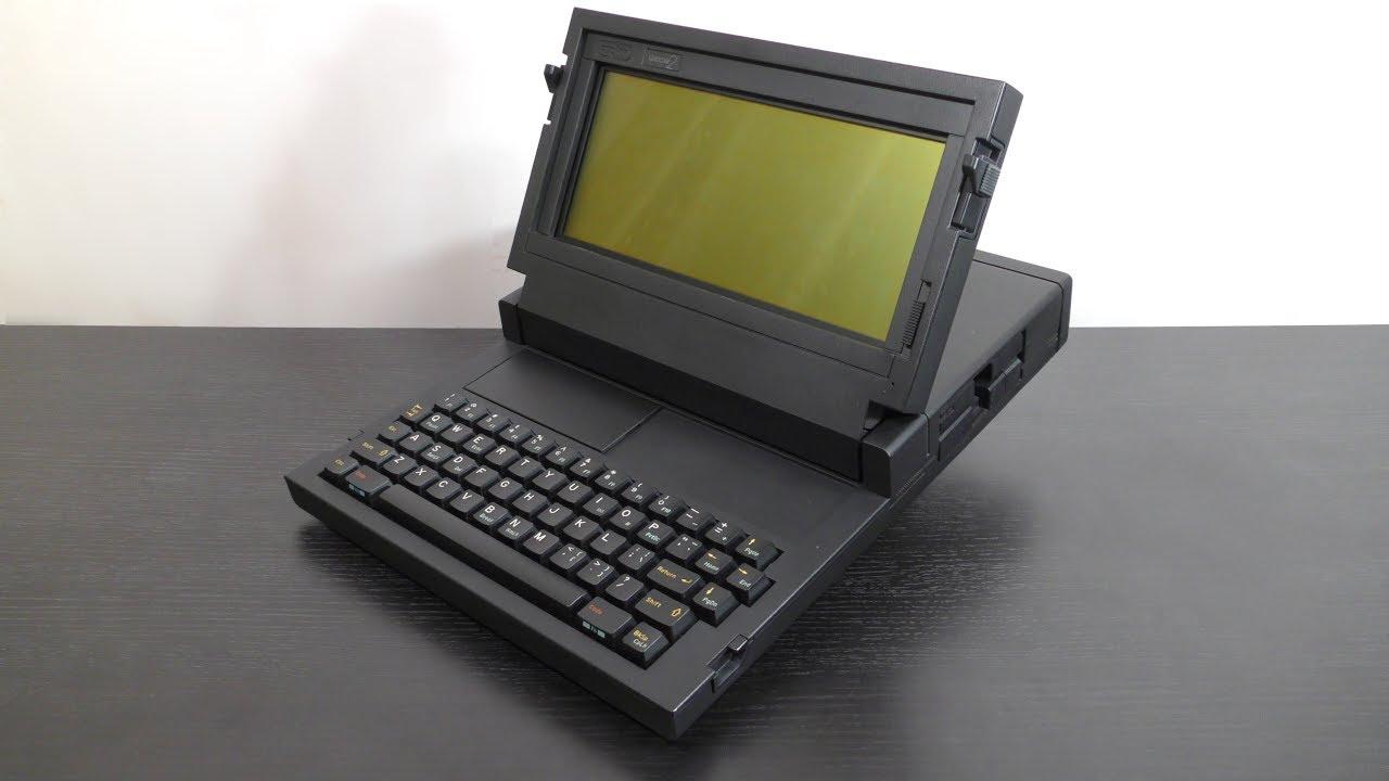 GRiDCase - IBM PC совместимый ноутбук от GRiD