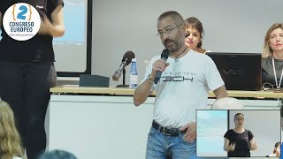 11 - Miguel A. V. Ferreira - 2º Congreso Europeo sobre Vida Independiente