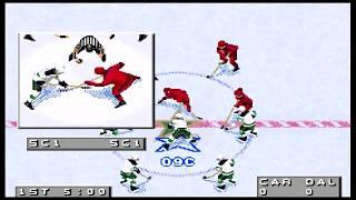 NHL 2002 (GBA) Hurricanes vs Stars