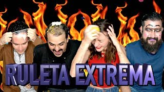 RULETA EXTREMA CON CASTIGOS FUERTES / #AmorEterno