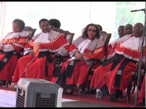 PRESIDENT KIKWETE GRACES TANZANIA'S NATIONAL LAW DAY 2015