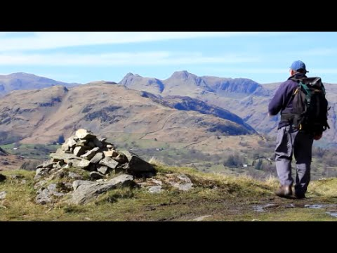 Lake District Walks Black Crag