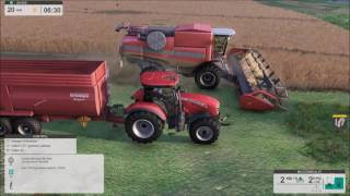 farm Expert 2017 - Wheat Harvest  Gameplay (PC HD) 1080p60FPS