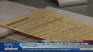 Last day to register to vote for upcoming election