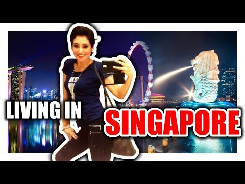 EXPAT Life in SINGAPORE, How is it REALLY like ???